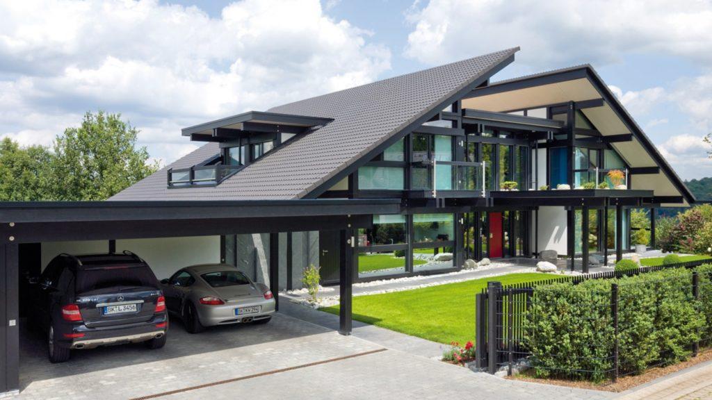 немецкая крыша